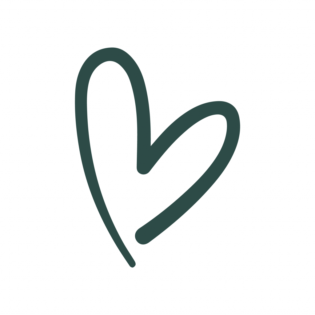 The Croia Ireland heart logo