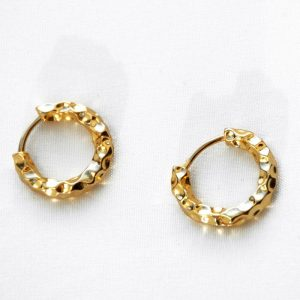 CHASE // MINI HOOP EARRINGS designed by One Dame Lane