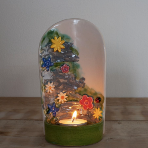Candle Holder designed by Creative Clay