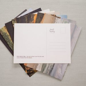 Donegal Postcards Pack by Irish Brand Simple Tapestry Prints