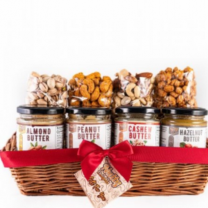 Nuts bout Nuts by Nutty Delights